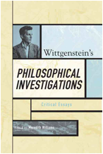 Ludwig Wittgenstein's  PHILOSOPHICAL INVESTIGATIONS (The First 120 Aphorisms)